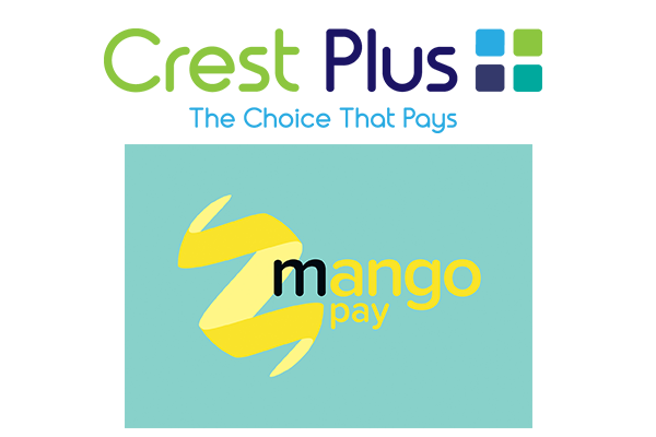 Crest Plus and Mango Pay