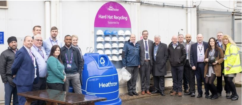 Heathrow Recycling Scheme